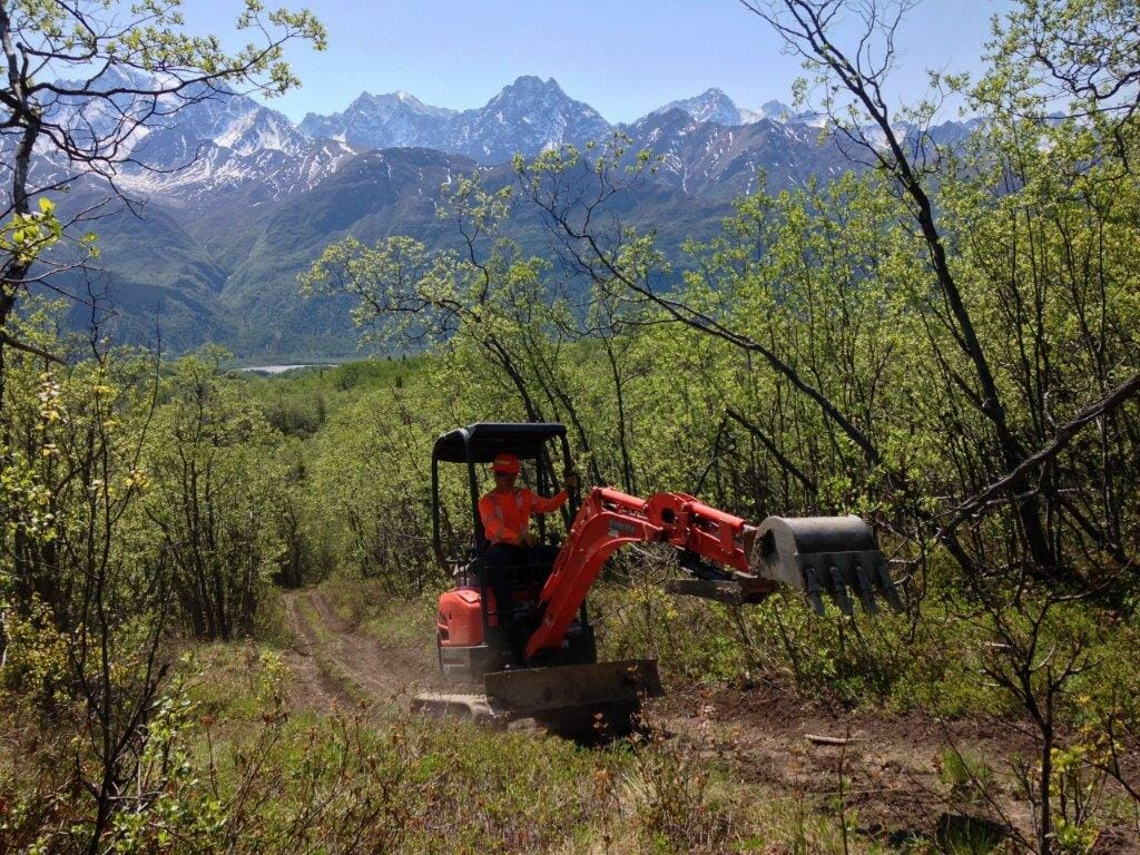 Trail Design and Construction